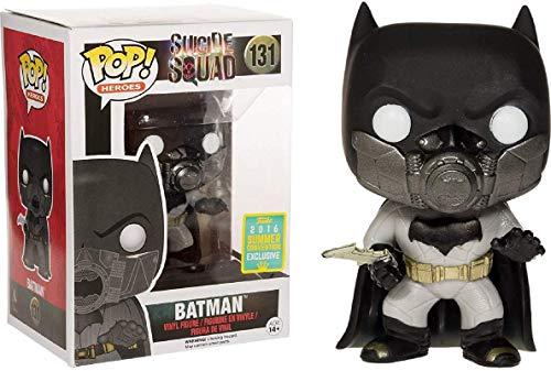 Funko - Figurine DC Heroes Suicide Squad - Underwater Batman Exclu Pop 10cm - 0849803096397