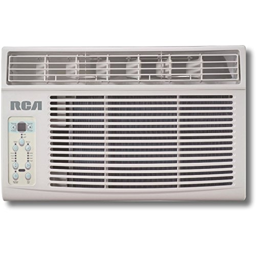 RCA RACE8002E 8,000 BTU 115V Window Air Conditioner with Remote Control
