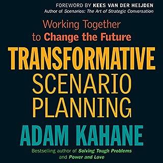 Transformative Scenario Planning audiobook cover art