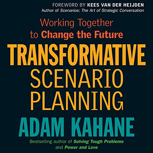 Transformative Scenario Planning cover art