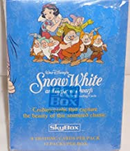 Snow white and the Seven Dwarfs Series II Trading Cards - SkyBox