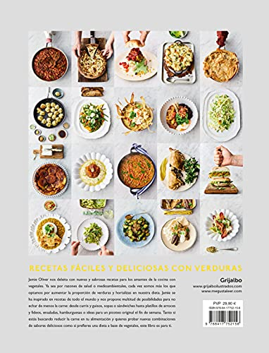 VEG. Recetas fáciles y deliciosas con verduras (Cocina de autor)