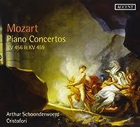 Piano Concertos Vol. 2 Kv 456 & Kv 459
