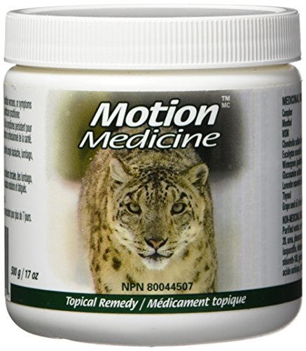 Motion Medicine Topical Pain Remedy 500g / 17oz Tub