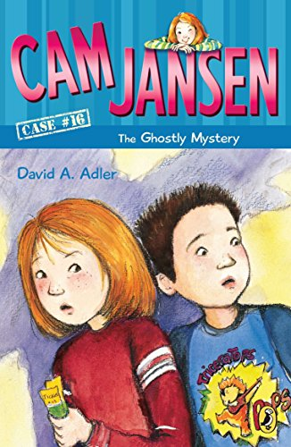 Cam Jansen: the Ghostly Mystery #16の詳細を見る