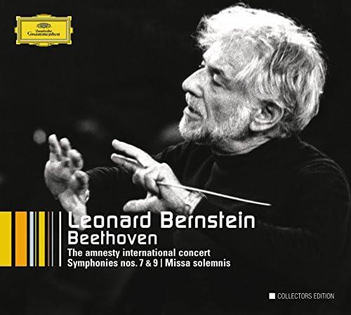 Symphonieorchester des Bayerischen Rundfunks, Boston Symphony Orchestra, Wiener Philharmoniker, Royal Concertgebouw Orchestra, Leonard Bernstein & Ludwig van Beethoven