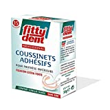 Fittydent Boîte de 15 Coussinets Adhésifs