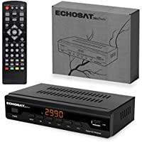 Receptor de Cable para televisión Digital por Cable 2990 Combo DVB-C (HDTV, DVB-C / C2, DVB-T/T2, HDMI, SCART, USB 2.0, WLAN Opcional) + Cable HDMI