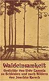 Uwe Lammla: Waldeinsamkeit. Gedichte zu Schlesien und nach Bildern von Joachim Karsch