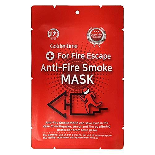 Anti-Fire Smoke Mask Safety Escape