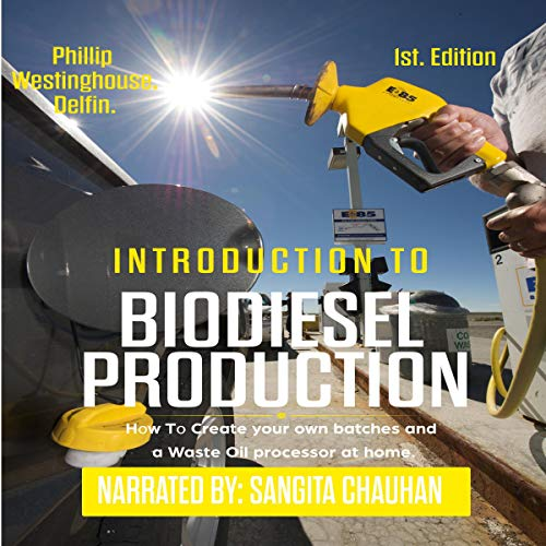 Introduction to Biodiesel Production, 1st Edition cover art
