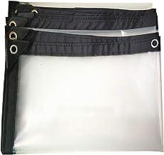 LIXIONG dekzeil PE verdikte transparante bescherming tegen de kou Windproof Flowers Isolation Cloth, 22 maten aanpasbaar (...