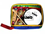 Meinl NINOSET1 Percussion Assortment (5 Pieces)