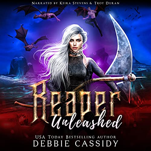 Reaper Unleashed cover art