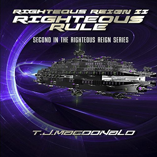 Righteous Rule audiobook cover art