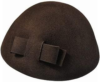 Women's Berets Autumn and Winter Fashion Vintage Dome Hat Warm Ski Basin Cap