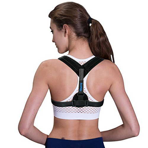 Posture Corrector Spinal Support - Physical Therapy Posture Brace...