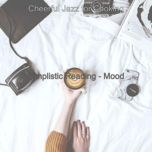Cheerful Jazz for Cooking