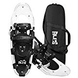ALPS Snow Shoes for Women Men 21 Inch Hiking Terrain Snowshoes with Quick Fit Bindings and Carry Bag