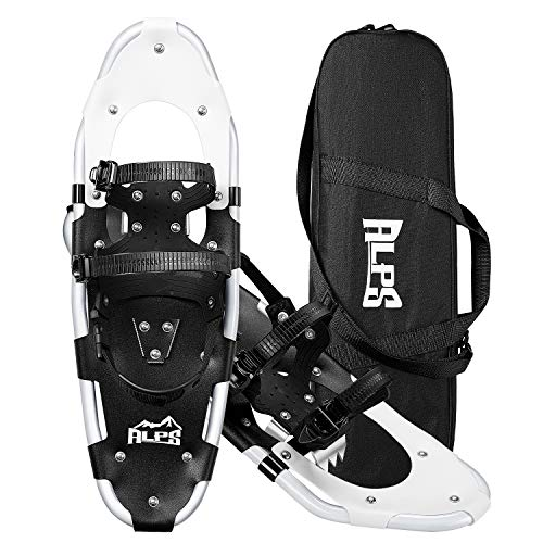 ALPS Youth Hiking Snowshoes with Carrying Tote Bag 21