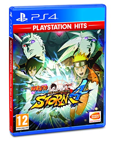 Naruto Shippuden: Ultimate Ninja Storm - PlayStation 4...