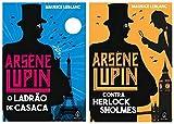 Kit Livros Arsène Lupin (Ladrão de Casaca + Contra Herlock Sholmes)