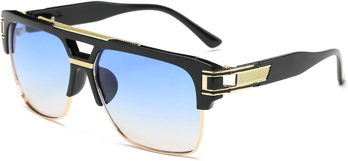 Square Sunglasses for Max 70% OFF Men Classic Se Glasses Oversized In a popularity Sun Retro