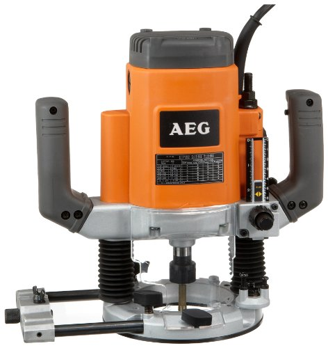 AEG 4935403665 OF 2050 E - Fresadora de brazo superior
