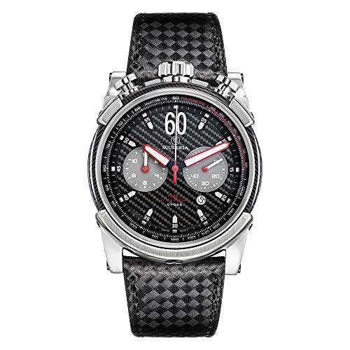 CT SCUDERIA Carbonfibre Watch Bullhead Chronograph CWEI00619