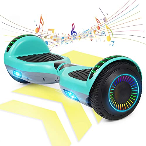 FLYING-ANT Hoverboard, 6.5 inch Self Balancing Electric Scooter with Safe Certified, Hover Board for Kids and Adult, Great Gifts