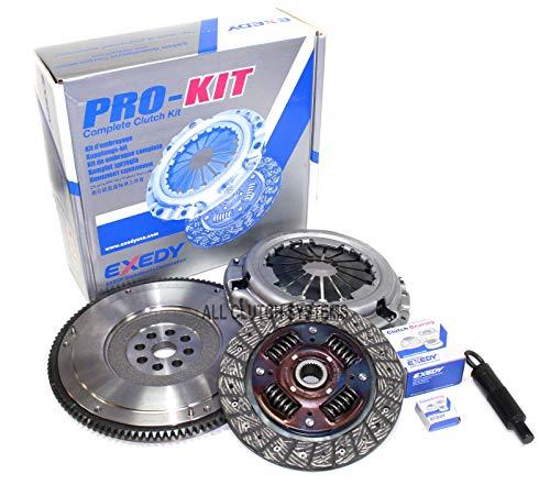 Exedy Pro-Kit Clutch and OEM ACS Flywheel fits Acura Integra B18 Civic Del Sol B16 B20