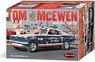 Polar Lights 1:25 Tom 'Mongoose' McEwen 1969 Barracuda Funny Car - POL953