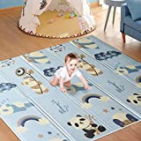 EasySMX Baby Play Mat, Large Play Mat for Baby, Portable Tummy...