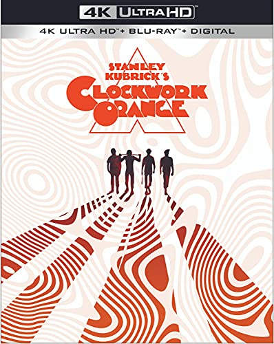 Clockwork Orange, A (4K Ultra HD + Blu-ray + Digital)