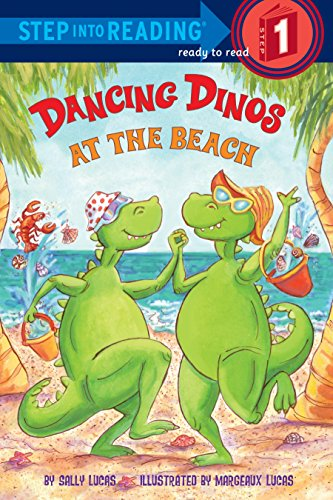 Dancing Dinos at the Beach (Step into Reading)の詳細を見る