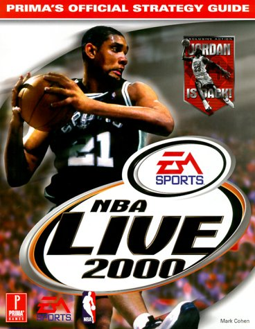 NBA Live 2000: Official Strategy Guide