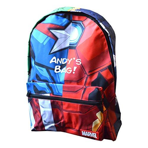 Personalised Avengers Backpack for Kids/Marvel Superhero/Back to School/Children Boys...