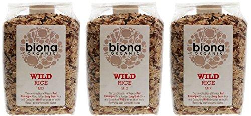 (3er BUNDLE)| Biona - Org Wild Rice Mix -500g