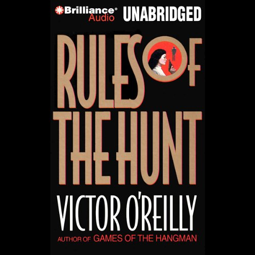 Rules of the Hunt cover art