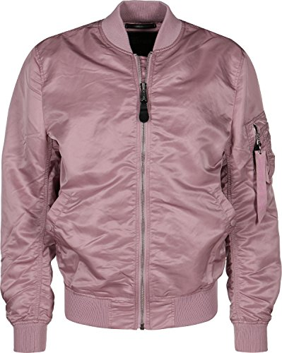 Alpha Industries MA-1 VF LW Chaqueta bomber silver pink