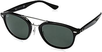 Ray Ban Green Classic Square Sunglasses