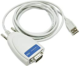 DIGI Edgeport/1 2-Meter Captive Cable 1P (301-1001-15) RS-232 serial DB-9, captive 2 meter cable