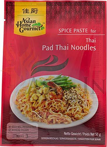 Asian Home Gourmet Würzpaste für Pad Thai Nudeln Thailand 50g