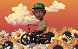 Get Motivation Tyler the Creator American rapper, record producer, and music video director 12 x 18 inch poster
