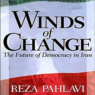 Winds of Change audiobook cover art