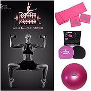 Speck Fitness Tendu Toning #1 Where Ballet Meets Fitness DVD and equipment combo kit