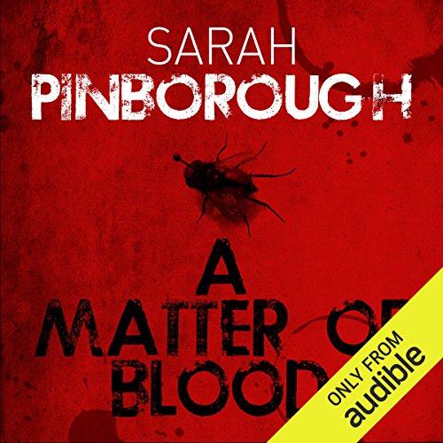 A Matter of Blood audiobook cover art