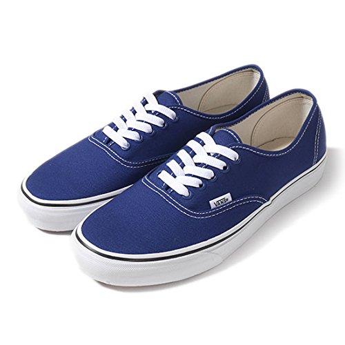 バンズ オーセンティック キャンバス VANS Authentic 0ZUKFS パステルカラー スニーカー シューズ 靴 (メンズ レディース)【22.5-Blue】