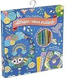 Pochette - Attrape-rêves brillants – Loisirs créatifs – Dès 6 ans