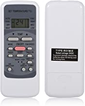 R51M/E Remote Control Replacement for Midea Air Conditioner, Universal Air Conditioner Remote Control Fit for Midea Brand